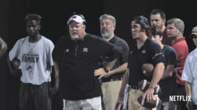 Season 2 of 'Last Chance U' begins with a familiar theme from Season 1