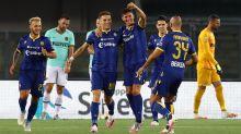 Verona-Inter 2-2: altro stop per Conte, nerazzurri quarti