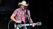 Jason Aldean Performs in Las Vegas for First Time Since 2017 Shooting That Killed 58 People