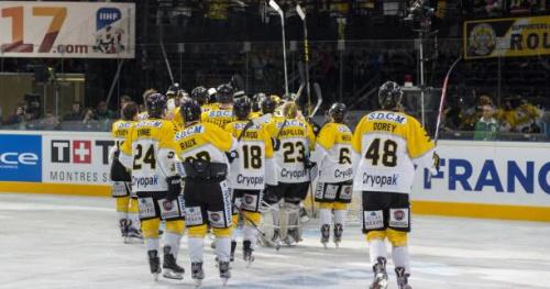 Hockey - Magnus - Grenoble et Rouen sont déjà qualifiés en play-offs