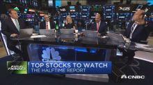 Final trades: Symantec, Spotify, JPMorgan & Chinese inter...