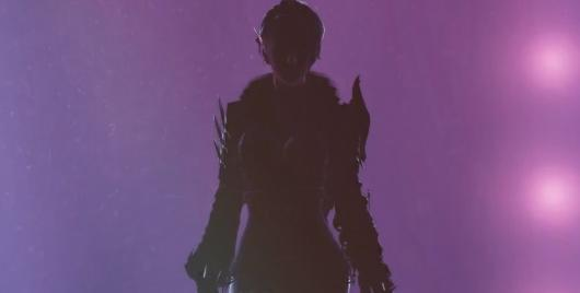 Vindictus highlights its new character with fashion silhouettes