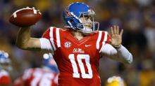 Former Ole Miss QB Chad Kelly barred from NFL combine