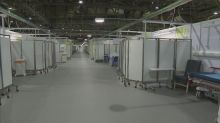 Scottish government reuse Covid hospital to clear backlog