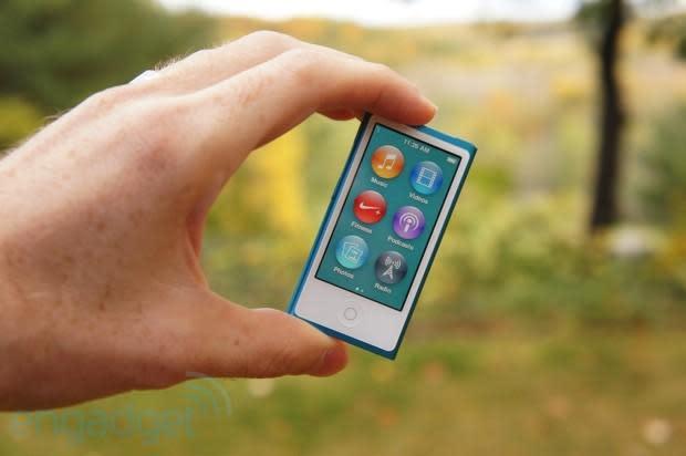 iPod nano review (2012)
