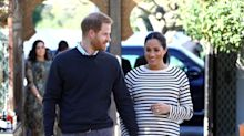 When will Meghan Markle start her maternity leave?