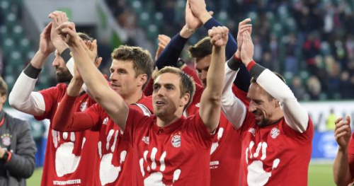 Foot - ALL - Allemagne : Le Bayern Munich, un roi en chiffres