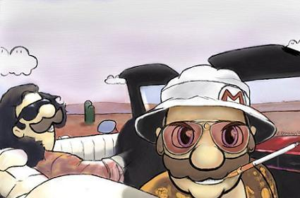 Fear and Loathing in the Mushroom Kingdom
