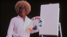 Deadpool 2 trailer evokes Bob Ross in a very strange, very NSFW first look