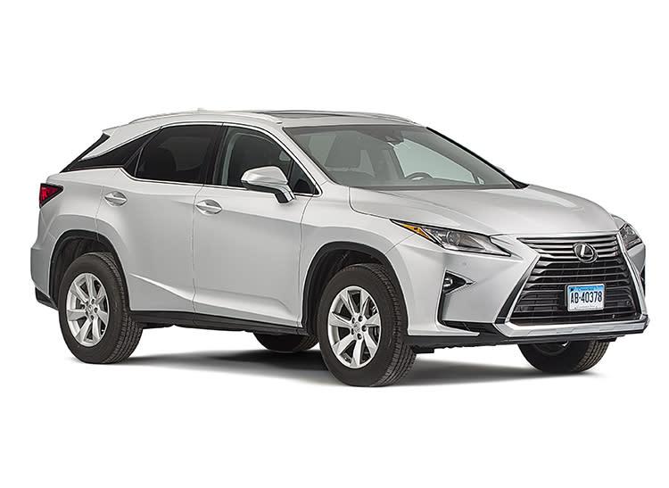 Lexus 2016 rx 350 review