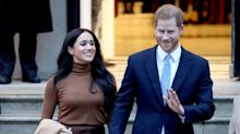 Harry And Meghan Are 'No Longer To Use' Royal Titles