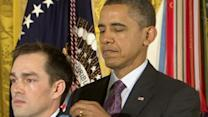 Medal of Honor Recipient Feels 'Conflicted'