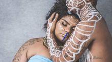 Filha de Arlindo Cruz celebra à cultura afro em ensaio de gestante: 'Não vejo a hora'