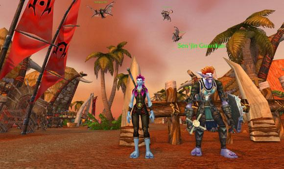 It came from the Blog: Join us for Occupy Orgrimmar