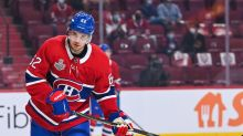Artturi Lehkonen signs one-year contract extension with Montreal Canadiens