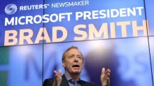 Microsoft's Brad Smith: Tech companies won't wait for U.S. to act on social media laws