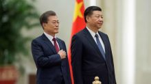 China says war must not be allowed on Korean peninsula