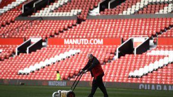 Man Utd send groundsman to China ahead of them