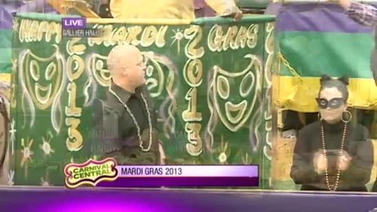 Mardi Gras 2013: A family event