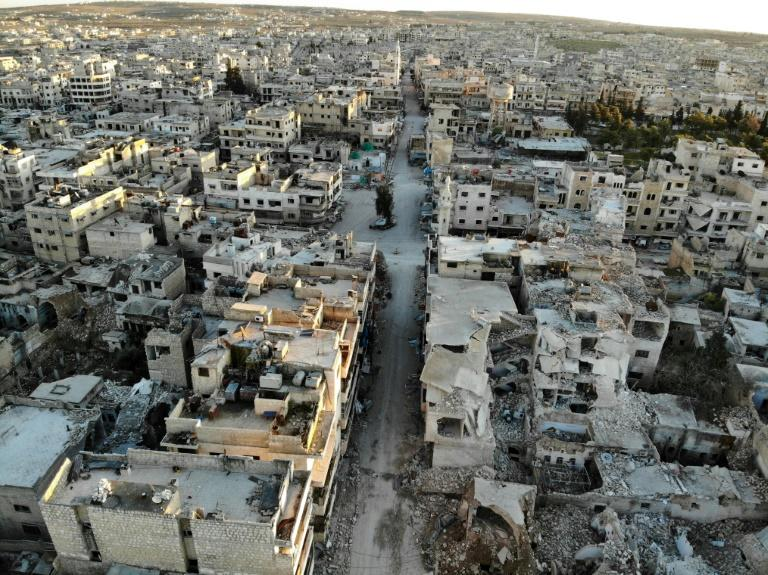 Syrian government takes 'full control' of Idlib's 2nd-largest city
