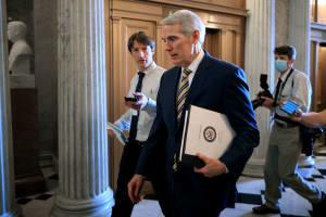 GOP's Portman says Senate infrastructure deal '90 percent' done held up by mass transit – Yahoo News