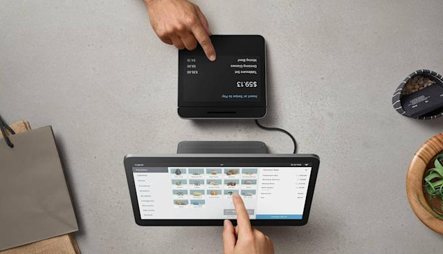 Square's full-fledged cash register will cost $999