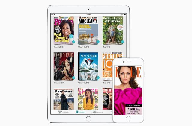 Apple buys Texture, the 'Netflix of magazine plans'