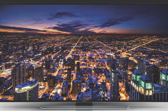 Samsung's Ultra HD TVs will stream 4K video from Amazon, Comcast, DirecTV, Netflix and more