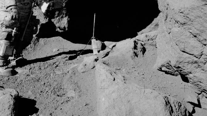 """La errada """"prueba"""" de que la llegada del hombre a la Luna fue un montaje"""