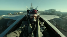 Tom Cruise Drops First Trailer for 'Top Gun: Maverick' at Comic-Con (Watch)