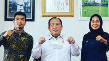 Dua karateka Lampung perkuat tim Indonesia untuk SEA Games