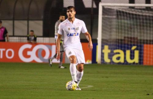 Última opção para a zaga do Santos, Noguera é inscrito no Paulista