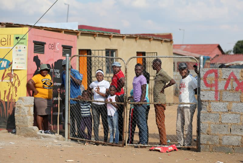 South Africa to begin phased easing of lockdown on May 1