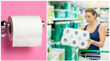 Woman starts fierce debate over how many toilet rolls you should use in a week