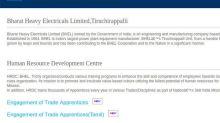 Undergo Skill Training At BHEL: 529 Vacancies Open