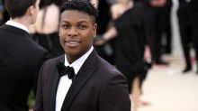 John Boyega and 'Star Wars' Cast Celebrate at Epic 'Episode IX' Wrap Party