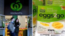 Woolworths' innovative new egg product sparks fierce debate
