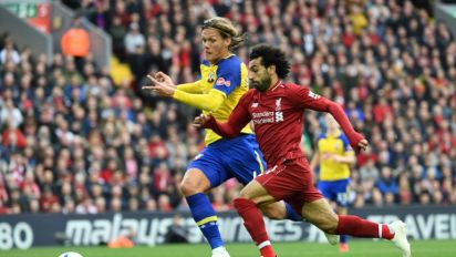 'It's a surprise': Klopp wowed by Liverpool's hot start
