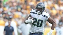 Seahawks RB Rashaad Penny not yet ready to return to practice