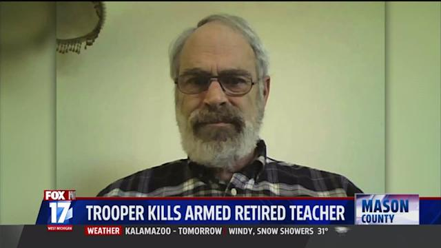 Retired Teacher Killed In Trooper-Involved Shooting