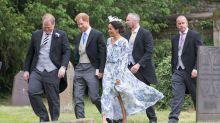 Herzogin Meghan zollt Prinzessin Diana mit diesem Kleid Tribut