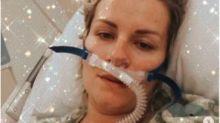 Madre da a luz estando en coma por coronavirus: 'Ya no tenía panza'