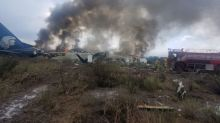 Eleven U.S. passengers sue Aeromexico over plane crash