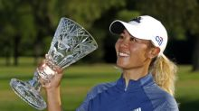 Kang makes solid start in bid for 3rd straight LPGA Tour win