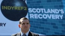Douglas Ross to unveil Scots Tories' manifesto with call to halt 'reckless and dangerous' independence referendum