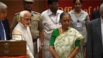 CAG has an important role to play for environment: Ansari