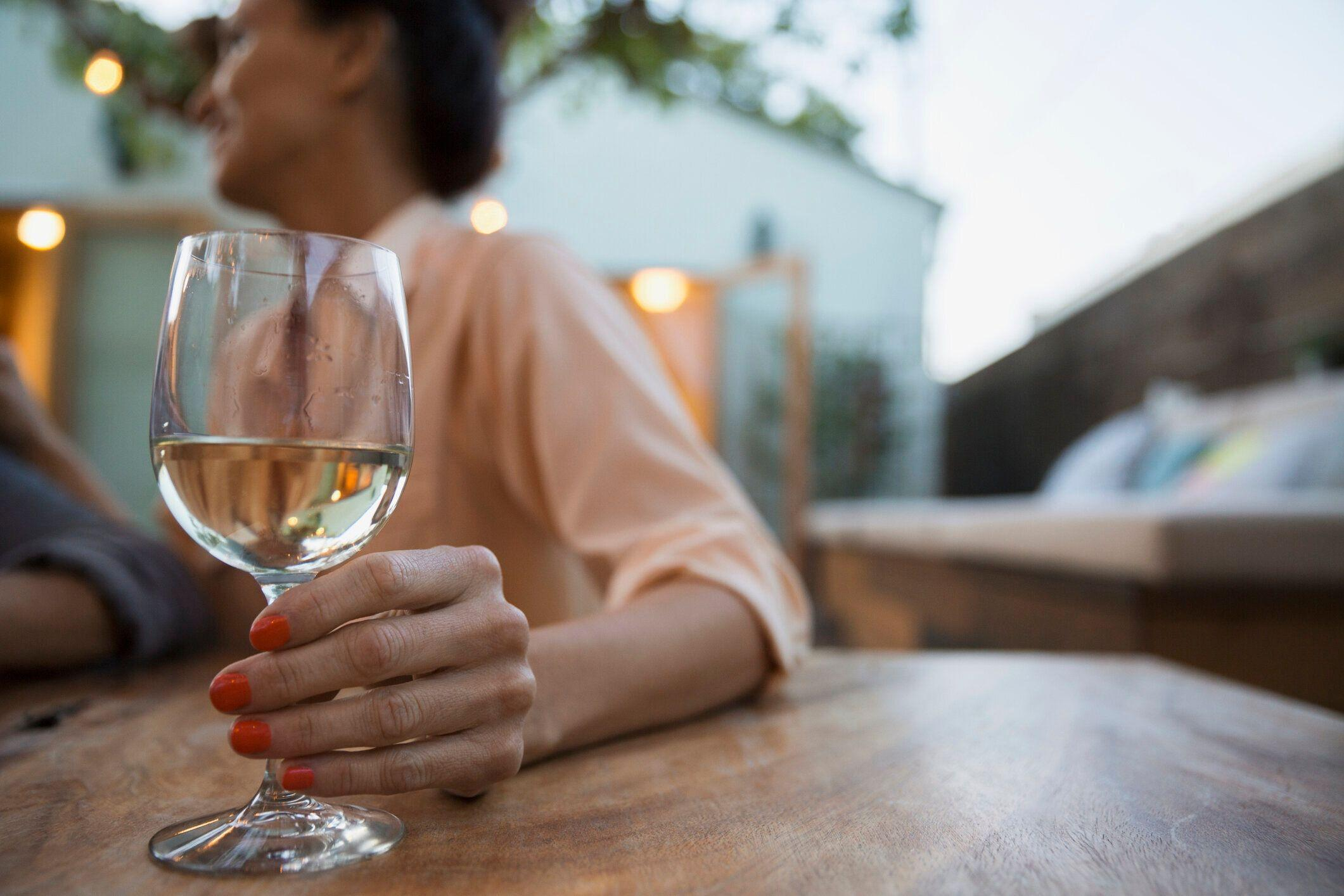 Whether you drink red or white wine says a lot about your personality, according to survey