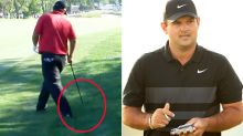 'Four times now': Massive new claims in Patrick Reed cheating controversy