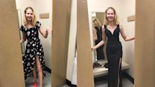 Why homecoming dress shopping brought this teen to tears: 'Patriarchy'