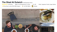Ver para creer: restaurante falso logra ser ¡el mejor rankeado en TripAdvisor!